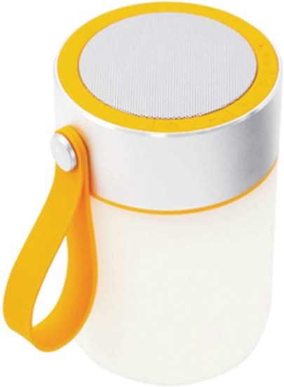 Picture of Camping Bluetooth Speaker w/ Powerbank & Lantern