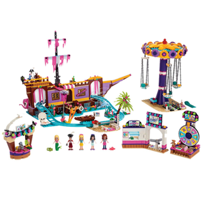 Picture of LEGO Friends Heartlake City Amusement Pier #41375