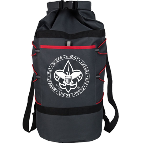 Picture of Adventure Duffle Bag w/ BSA® Branding