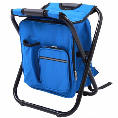 Picture of Cooler Chair w/ Backpack