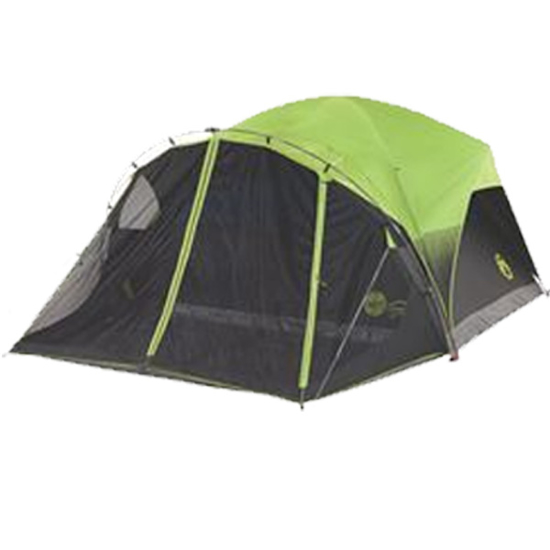 Picture of Coleman 10'x9' DarkRoom Fast Pitch Screened Dome 6-Person Tent